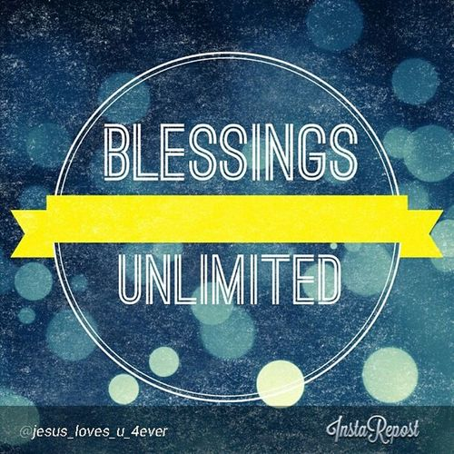 Don't thinl of the things you didn't get after praying, think of the UNLIMITED BLESSINGS God gave you without asking. 99 problems and UNLIMITED BLESSINGS. Prayer goes up and Blessings come down ;) Unlimitedblessings Unlimitedhappiness Unlimitedfaith UnconditionalLove