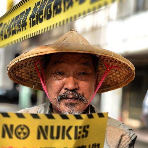 No Nuke Aborigines Man portrait blue eyes asian indigenous tribe igerstaiwan igdaily igers streetphotography parade taiwanese mytravelgram mtgelite mtgang travelingram travelphotography nikond600