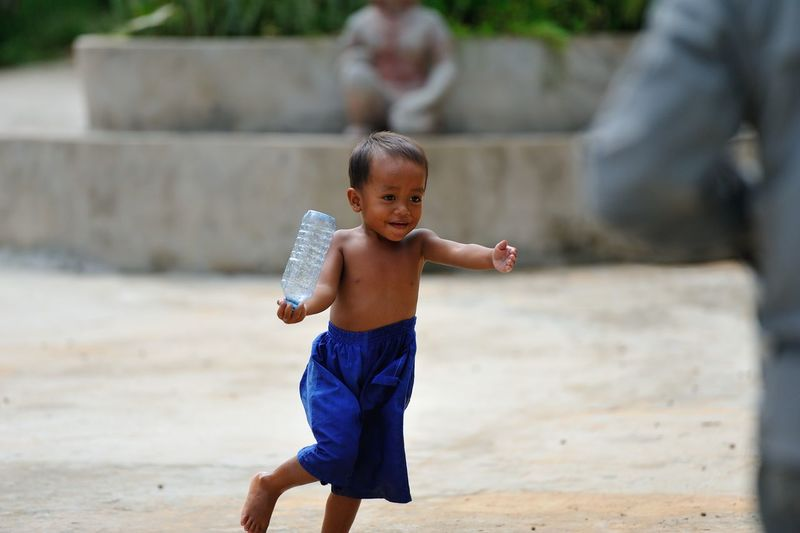 run Child Childhood Males  Boys Real People Young This Is Natural Beauty Baby