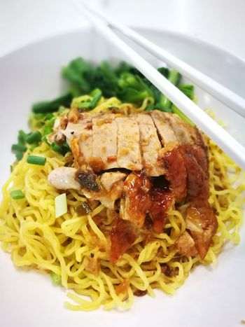 Duck Noodle Bangkok Delicious Thailand Noodle Food Photography Close Up Meal No People Gourmet