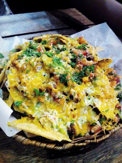 Food Nachos Foodporn Foodgasm Mexican Food Silantro Pasig City Foodtrip