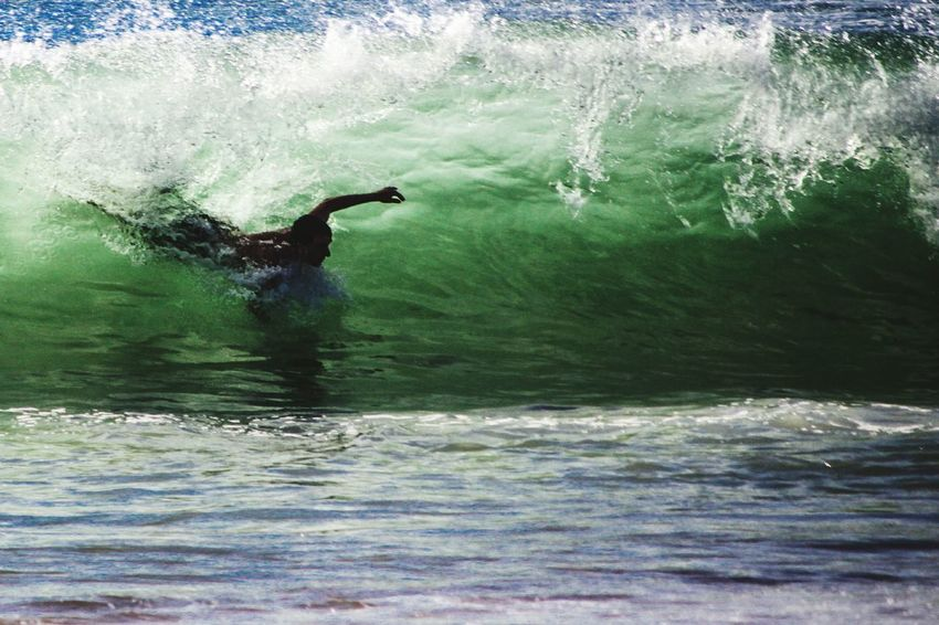 Water Wave Splashing Sea Waterfront Surfing Nature Swimming Sports The Color Of Sport The Colour Of Sport Summertime The Essence Of Summer Seignosse Le Penon Green Wave Check This Out EyeEm Gallery People And Places