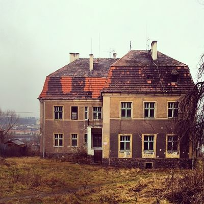 Abandoned Architecture IGDaily Ighype igersoftheday photooftheday house oldhouse building czech statigram webstagram urbex