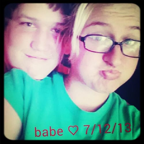 This is the guy that i love and he makes me laugh,smile,cry,giggle and a whole bunch more.This is the guy always on my mind xx Boyfriend && Girlfriend ♡♥ 7.12.14 Always And Forever