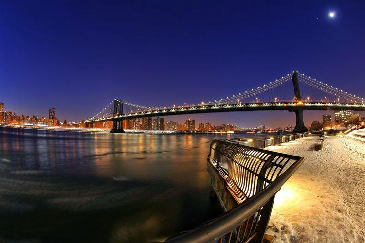 Tadaaaaaaa!!!👉😳👈😂😂 how I miss you my friends!!!! Happy weekend !!!!! 😍👻👻👻 Love you all!!!😍💌💙✨ Tadaa Community New York Night Shots  Bridge