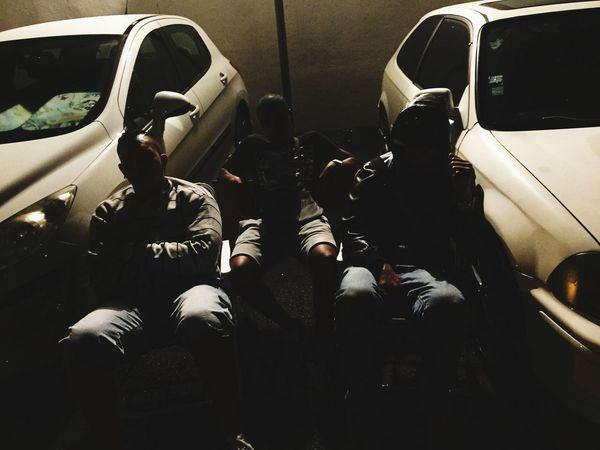 Les hommes de L'ombre !! Break Saint-Denis Photography IPhone Mystery Eyemphotography