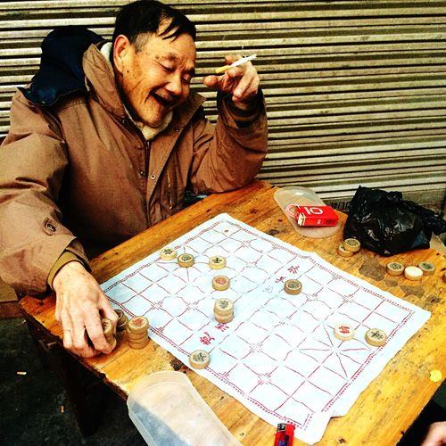 chinese chess,i win