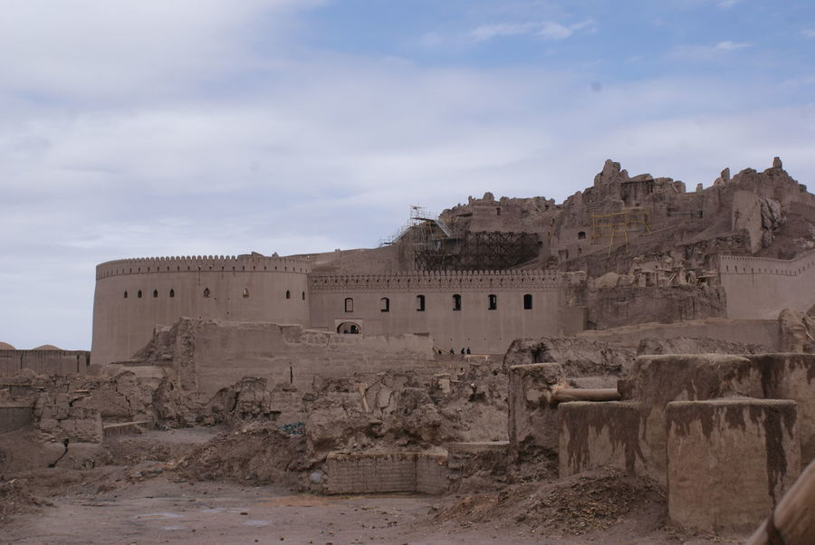 the historic city Arg-e Bam after the earthquakeTaking Photos Hello World Traveling My History kerman