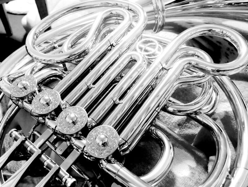 Instruments French Horn New
