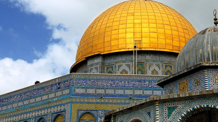 Dome Of The Rock Dome Of The Rock Jerusalem Israel Jerusalem Jerusalem Israel Qudds Quddus Quds An Eye For Travel The Architect - 2018 EyeEm Awards