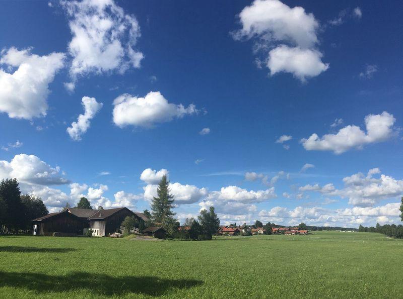 Bavarian Village Bavaria Sachsenkam