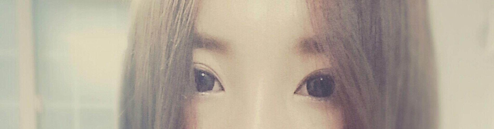 Eyes EyeEm Today Rainy Days Look At Me Right Now Sad & Lonely Alone Korean