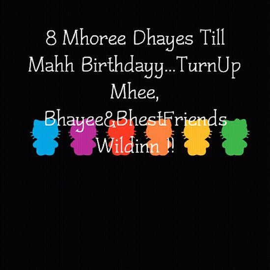 Almost #Turn Upp Timee Wiff Mahh Lhovee Ohnee