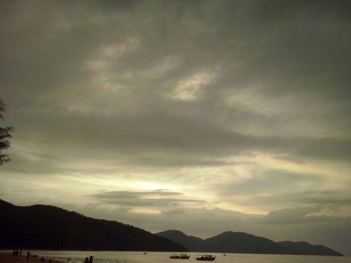 evening day