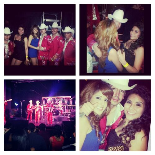 Great Night With Vendavales <3