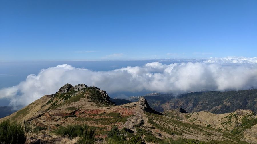 #sinfiltros #sky #beautiful #Mountain #Mountains #photography #madeira #Nature  #travel Tranquil Scene Travel Destinations #Pixel2Captured #teampixel Mountain Tree Sky Landscape Cloud - Sky Tranquility Horizon Over Water Rocky Mountains Calm Foggy Non-urban Scene Scenics Idyllic Mountain Peak Snowcapped Mountain My Best Travel Photo EyeEmNewHere