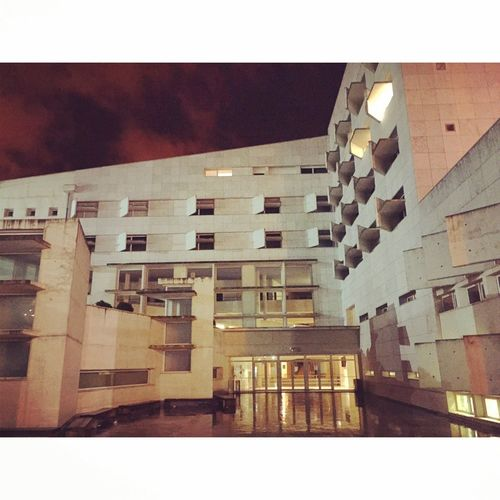 Hugo Alexandre Cruz Iscte-iul Edificios Edifício II ISCTE-IUL Lisbon University Institute Lisbon Portugal