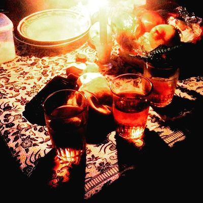 Light dinner Tea