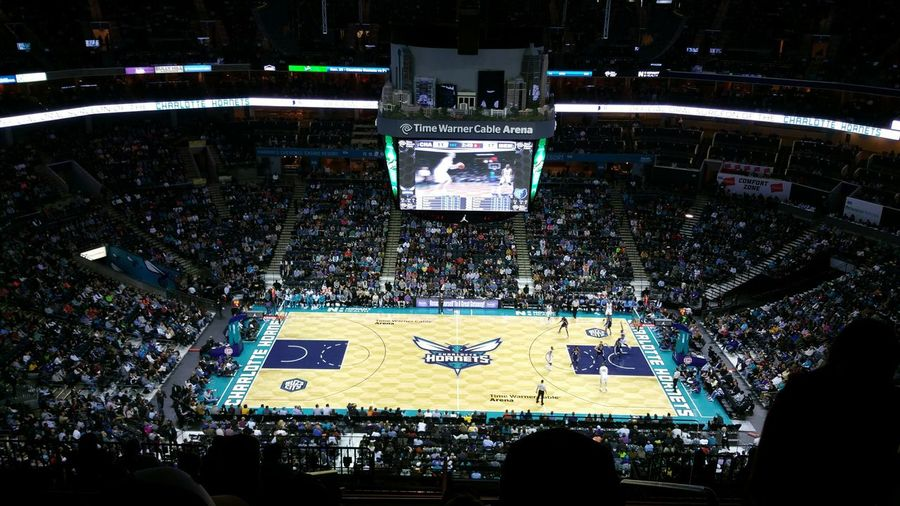 Charlotte Hornets NBA Basketball Basketball Game DOPE Buzz City Fun