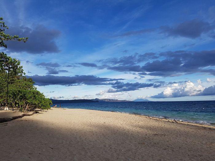 Beach Philippines Sunset Saranggani Nofilter Sky Clouds