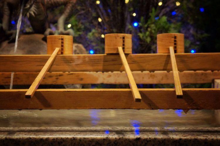 クリスマス無視EyeEMバージョン Temple Bokeh Japanese Temple