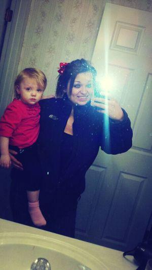 Aunt Destinys Big Girl:)