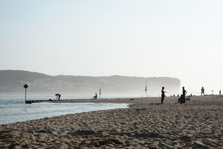 Sand Fisherman