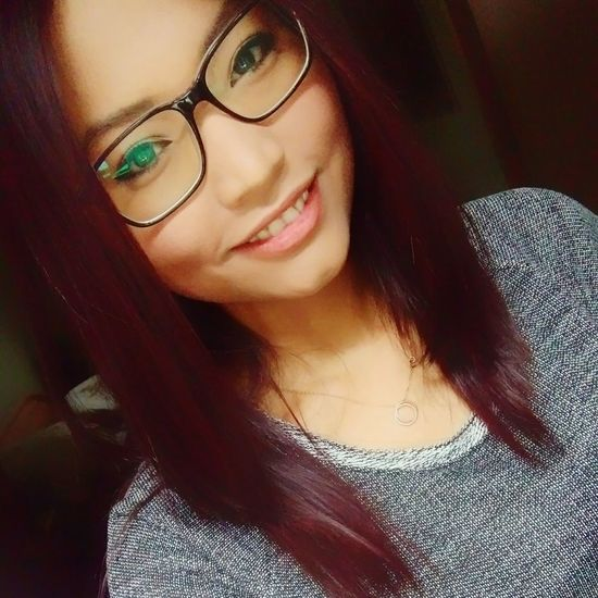 Texting, calling, messaging will never be as good as having you next to me .. I Love You ♥ Selfie ✌ Happy Redhair Girl Hello World Enjoying Life Smile ♥ Shorthair