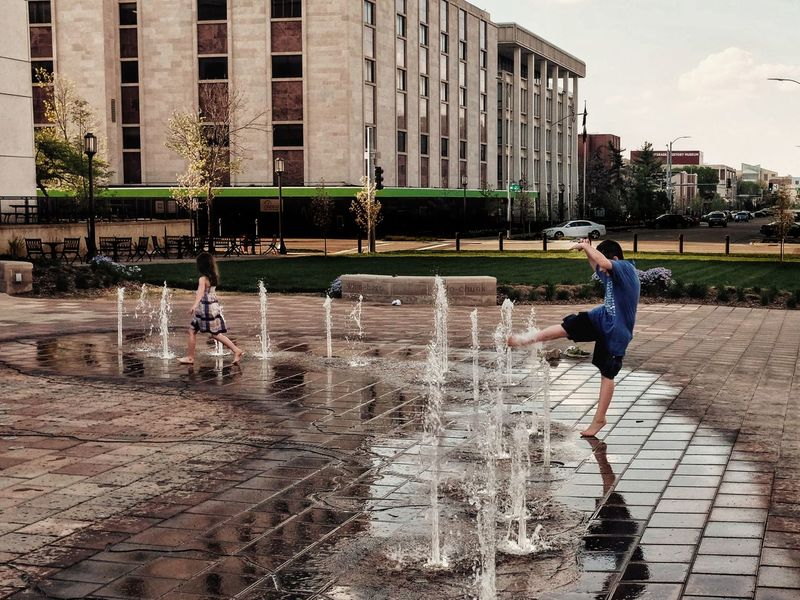 Visual Journal May 2018 Lincoln, Nebraska 35mm Camera A Day In The Life Camera Work EyeEm Best Shots FUJIFILM X100S Fountain Getty Images Kids Playing Lincoln, Nebraska MidWest Nebraska Photo Essay State Capitol Visual Journal Always Taking Photos Architecture Building Building Exterior Built Structure City Day Downtown District Eye For Photography Fujifilm Full Length Leisure Activity Lifestyles Men Motion Nature On The Road Outdoors People Photo Diary Rain Real People Reflection S.ramos May 2018 Splashing Street Travel Destinations Water Wet