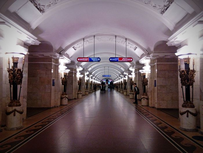 Architecture Indoors  Travel Metropolitan Metro Travel Санкт-Петербург Питер St.petersburg Russia City Самый лучший город метро