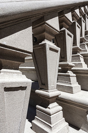 Stone Staircase And Bannister Stone Stairs Exterior Stairs Entry Stairs Brownstone Stairs Architectural Detail