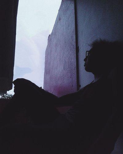 Low Angle View Loneliness Color Portrait Portrait Photography Portrait Of A Man  Portrait