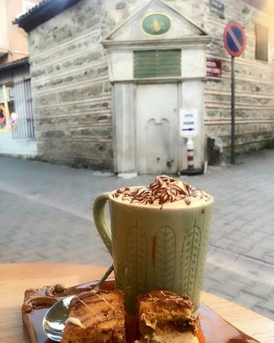 Good Morning Günaydın Coffee Time Sweet Delicious Yammy!!  Istanbul Happy Day Gold