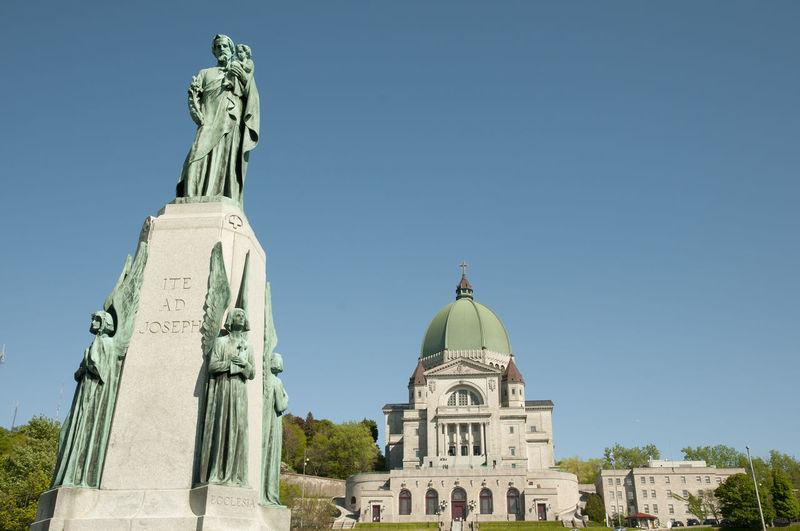 St Joseph Oratory Church City Montréal Saint Joseph Oratory Canada Oratory St Joseph
