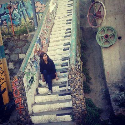 Valparaiso♥ Piano Music :3 Cerroconcepcion Art