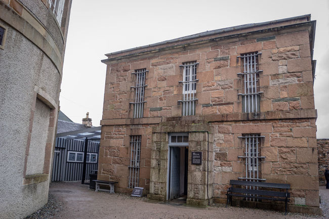 Inverary Jail Architecture Argyll And Bute Bars Building Building Exterior Built Structure Exterior Façade Inverary Inverary Jail Jail Old Outdoors Prison Scotland Street Window
