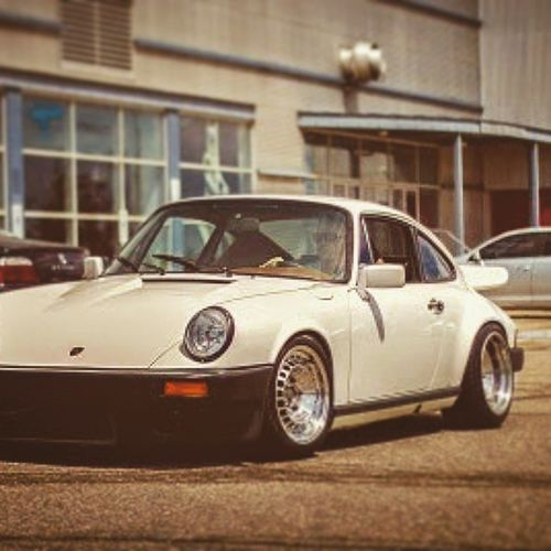 Not the best quality on earth, but man that is the best Porsche I've ever seen! Stanced Stanceculture Jdm