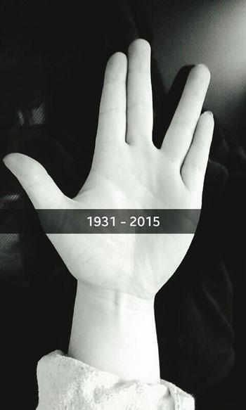 Rip Mr Spock Star Trek Gone But Never Forgotten
