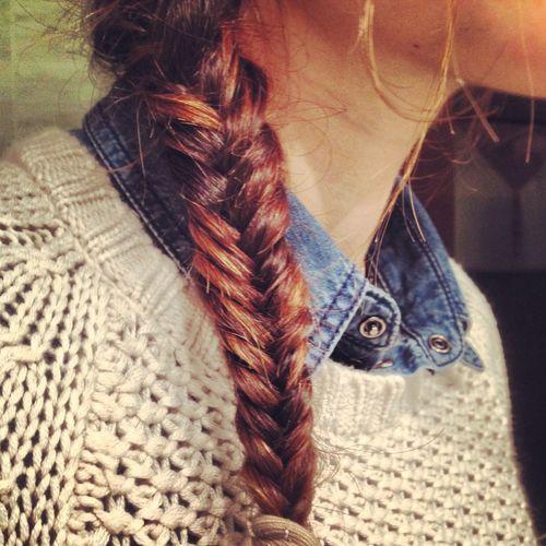 That's Me Hairstyles Braids Fishtail Braid