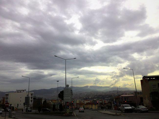 Izmir Clouds Clouds And Sky Cloudporn Rainly Weather