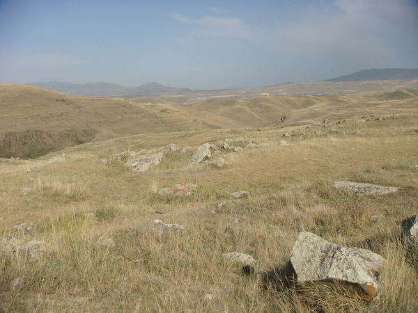 Dry Grass As Far As You Eye Can See Stones Armenia Travel Destinations Nature Large Spaces Sunnyday☀️ Beauty In Nature Day Grass Landscape Mountains And Sky Nature No People Outdoors Scenics Sky Arid Climate Dry Arid Landscape Dried
