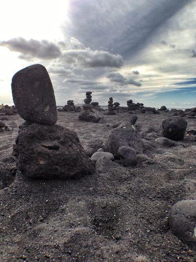 Stone Las Salinas Lanzarote