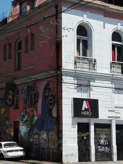 Valparaiso, Chile Se Puede Subir Mas Buscando La Luz