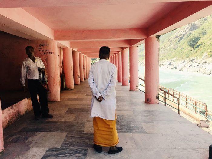 Pink Ganga