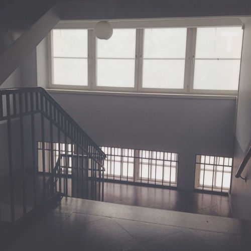 Staircase Windows Steps