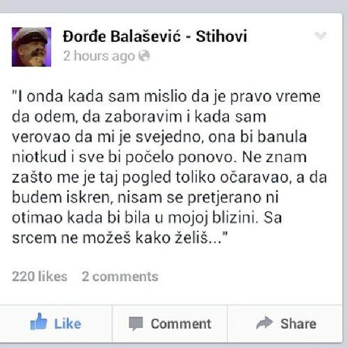 Đorđe Balašević Qoutes Citati