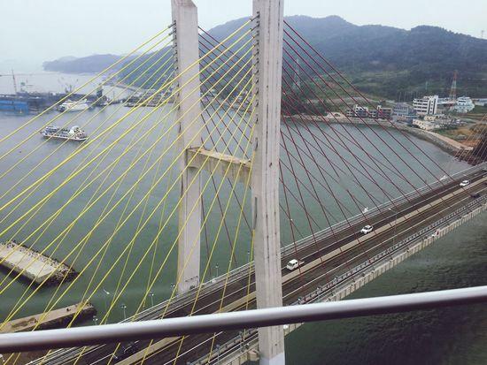 🇰🇷 Korea Yeosu Cable Car