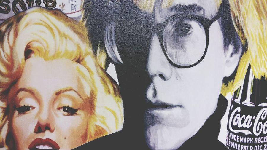Andy Warhol Andywharhol Steve Kaufman Riccione Art Colors Painting Exbition Love Art Feelings Mypointofview Brandnewday Eyeemphotography EyeEmbestshots Picoftheday EyeEm Italy Picture EyeEm Italy Marilyn Marilyn Monroe
