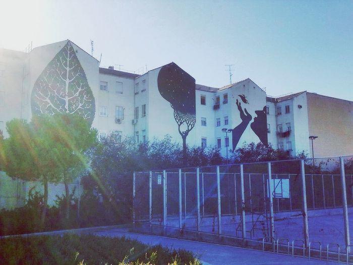 Parque Madrid