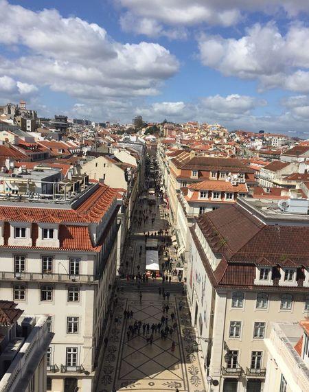 Lisboa Hanging Out Lovelybuilding Rua Taking Photos Eye4photography